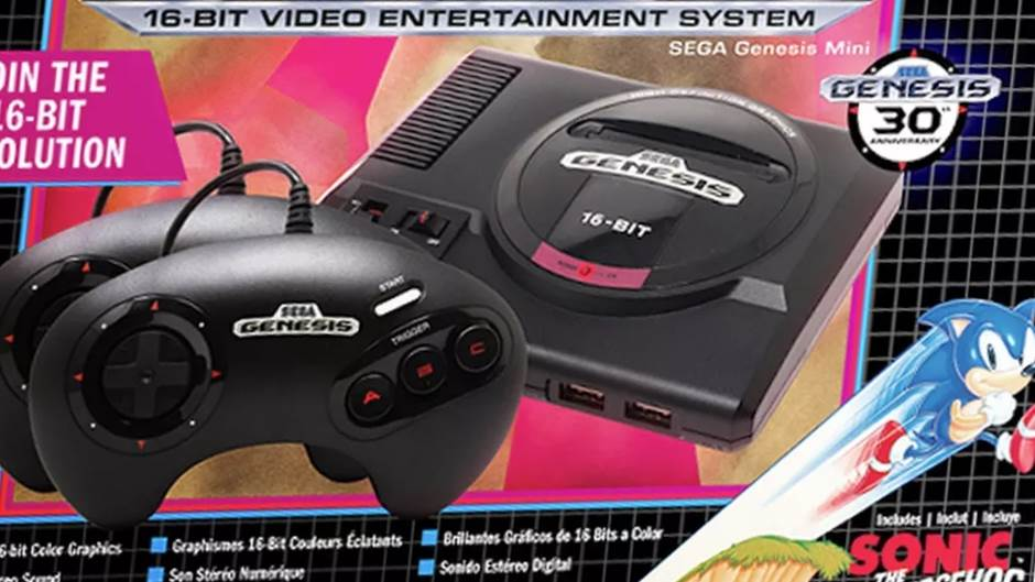 Well, great - we're returning to our favorite SEGA console!