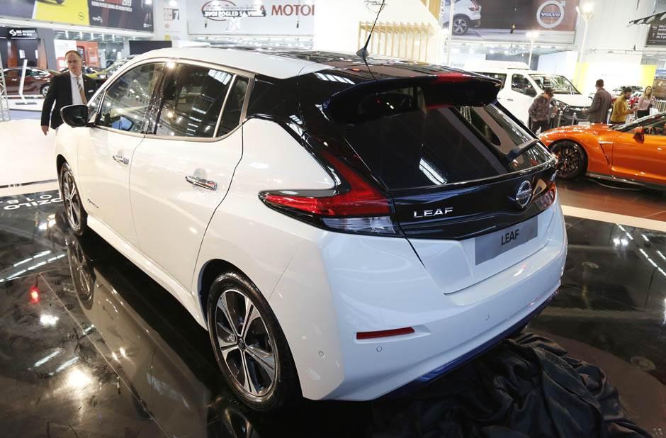 Električni automobil po ceni dizelaša (FOTO, VIDEO)