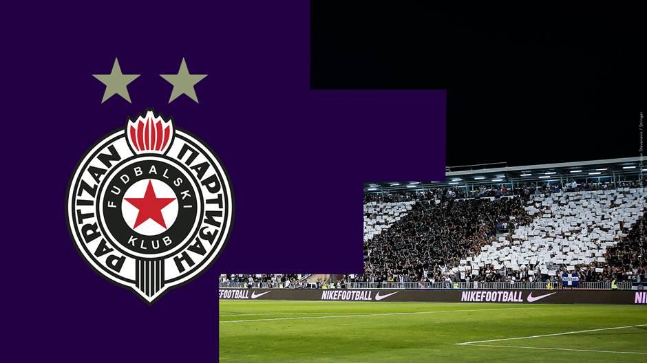 Saopštenje FK Partizan: Razbojnik Bojan Nikolić!