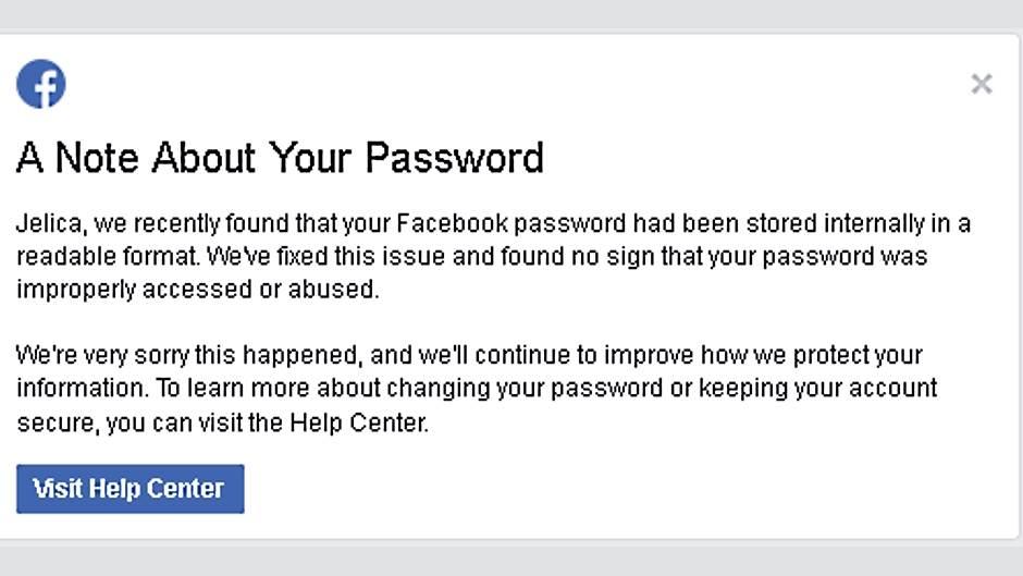 Potvrđeno: Facebook otkrio lozinke korisnika iz Srbije!