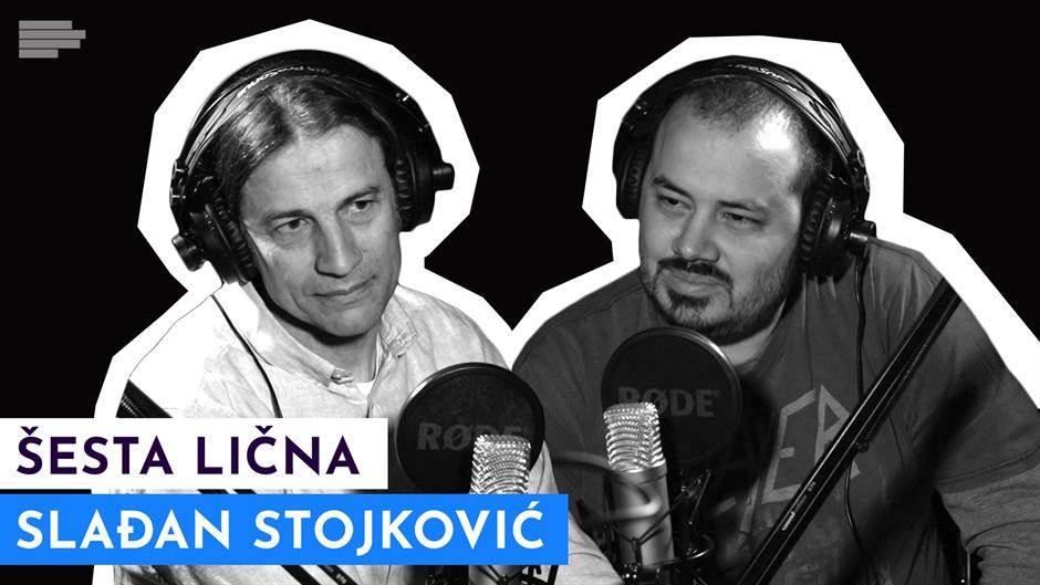 """ŠESTA LIČNA: """"Lude godine"""" Slađana Stojkovića"""