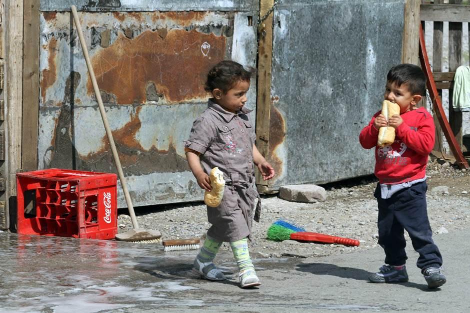 romi, cigani, siromaštvo