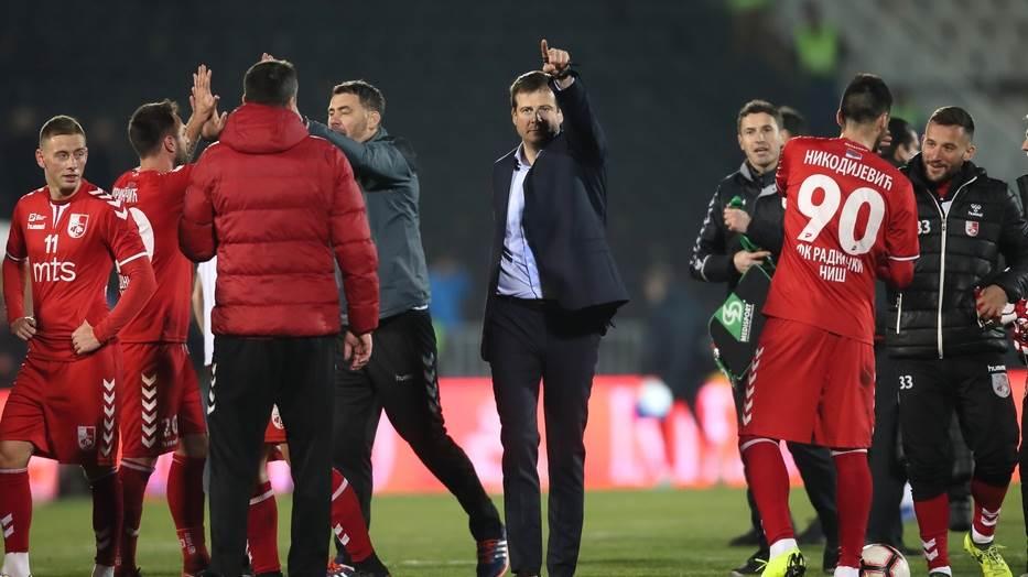 Nenad Lalatović: Nema para za koje bih u Partizan!