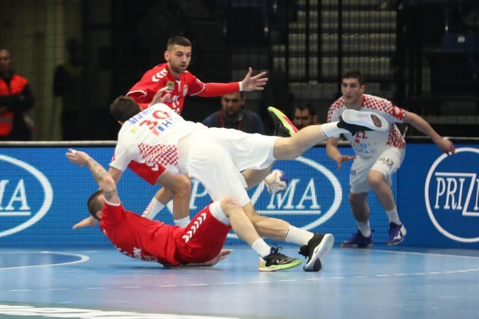 rukomet Srbija Hrvatska