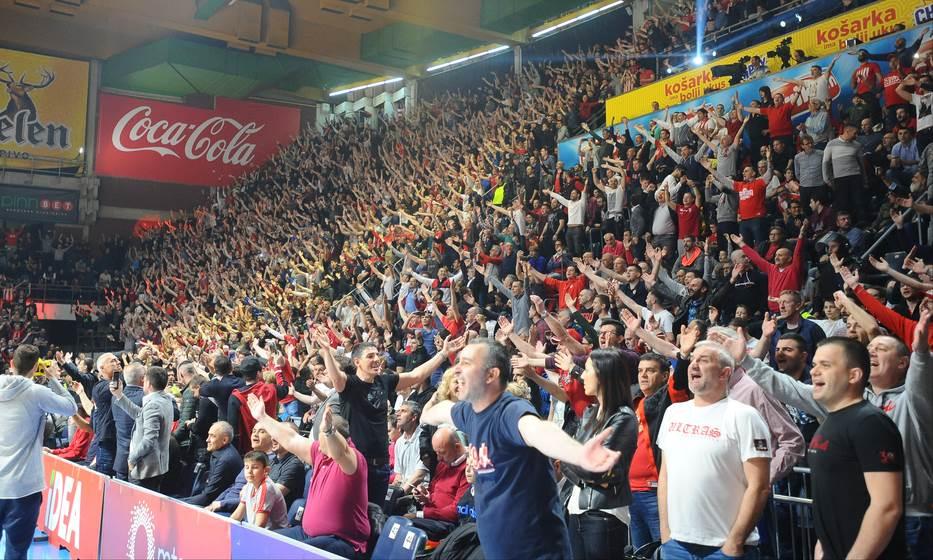 Zvezda zove navijače: Besplatno protiv Partizana