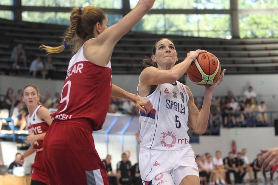 Sonja Petrović za novu titulu Evrolige