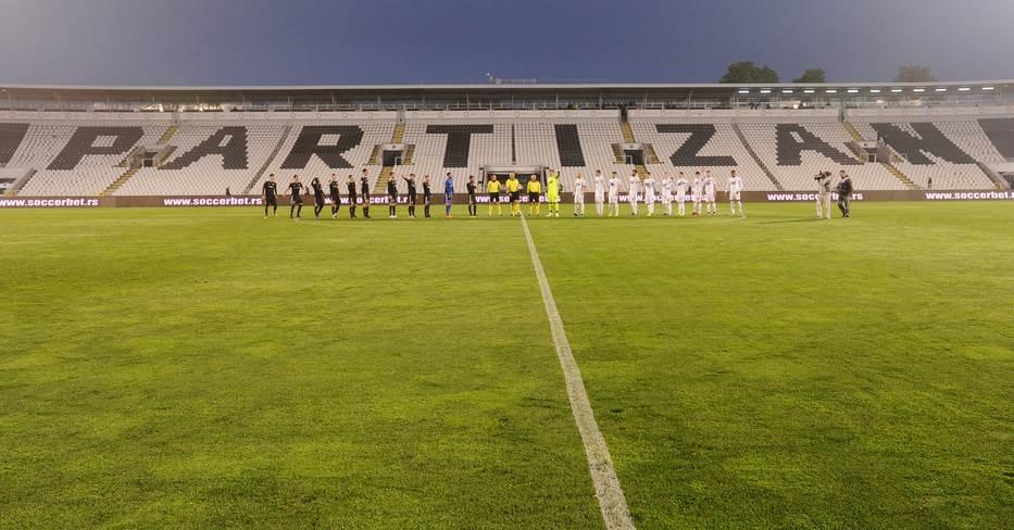 Partizan, Humska, JNA