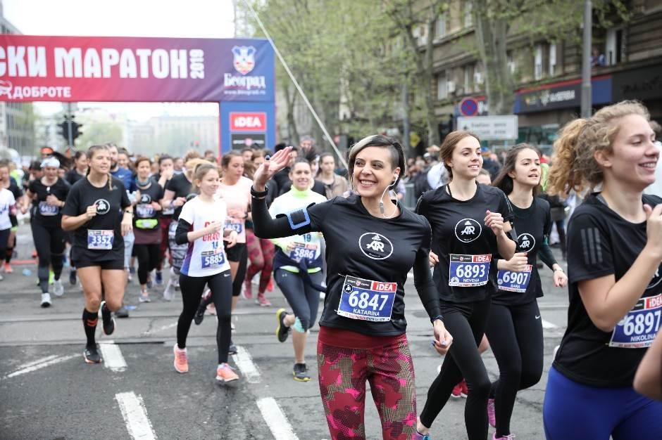 Beograd trči, uživa i pomaže!
