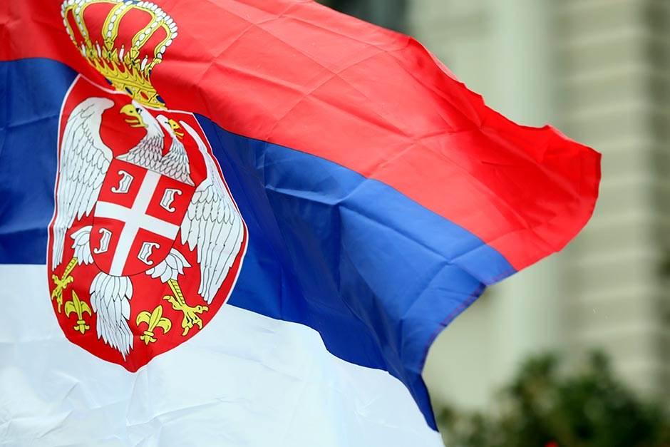 srbija, zastava srbije