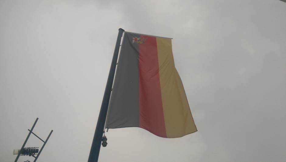 Nemačka zastava nemačke nemci