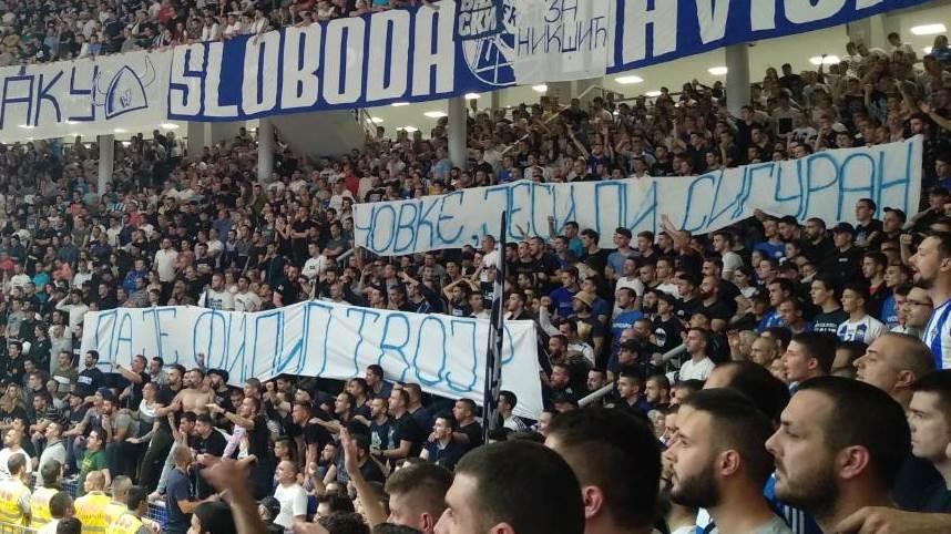 """Kazna za Budućnost: ABA liga prazni """"Moraču""""!"""