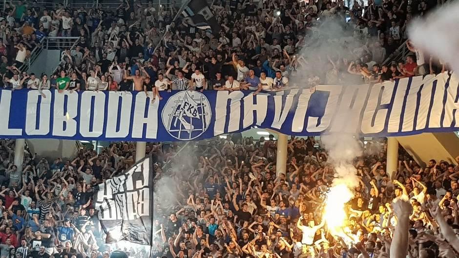 Budućnost izjednačila - odluka pada u Beogradu!