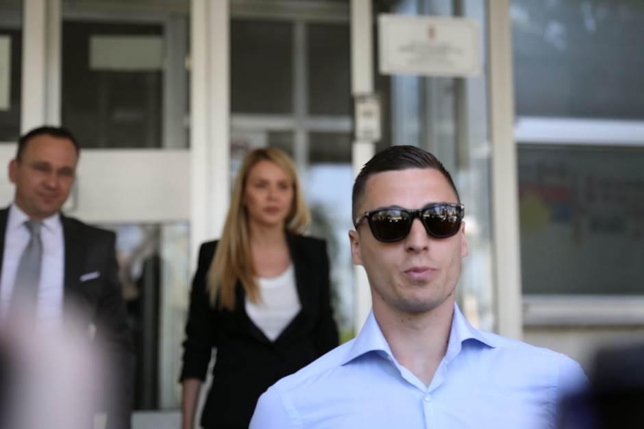 Vranješ na sudu, JK nije došla (FOTO)
