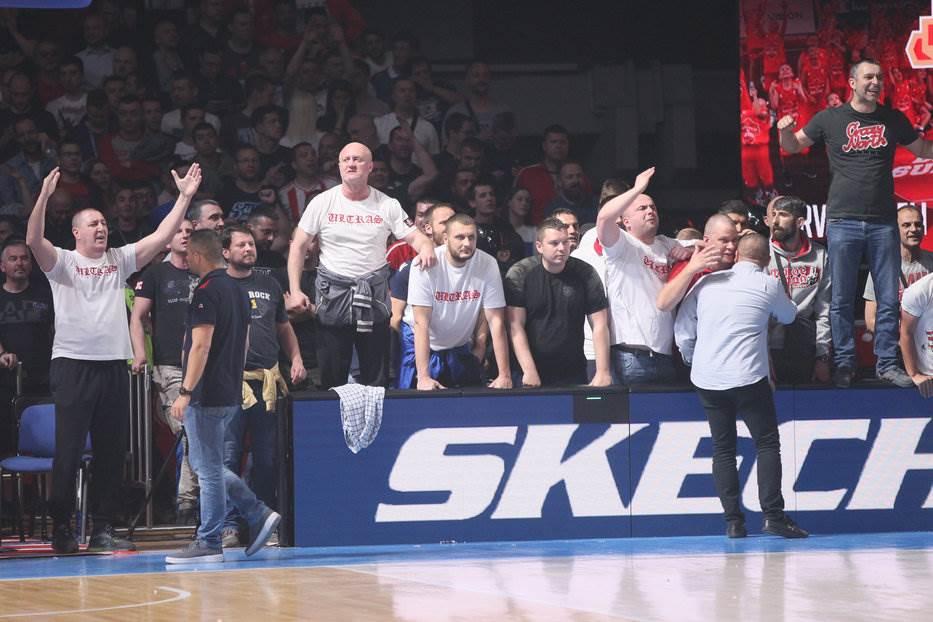 Zvezda dobila najveću kaznu u istoriji ABA Lige!