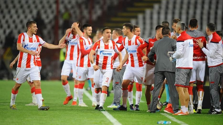 Zvezdaši ravnodušni: Najbolji smo u Srbiji!