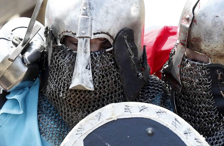 """Ma, kakva """"Igra prestola"""", oni se stvarno BIJU! (VIDEO)"""