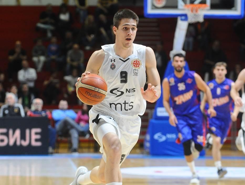 Vanja Marinković Partizan Tamiš