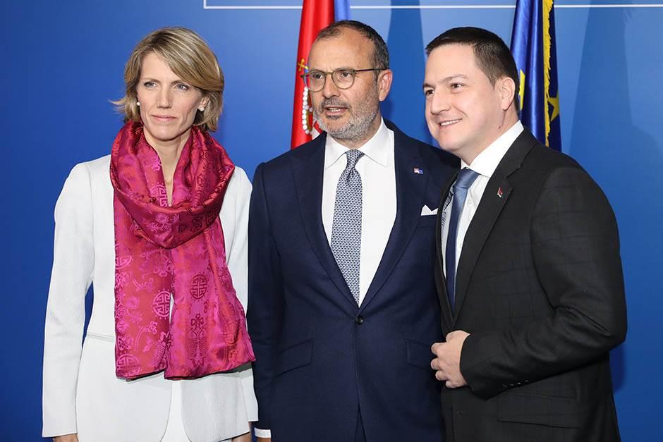 Živela Evropa, živela Srbija