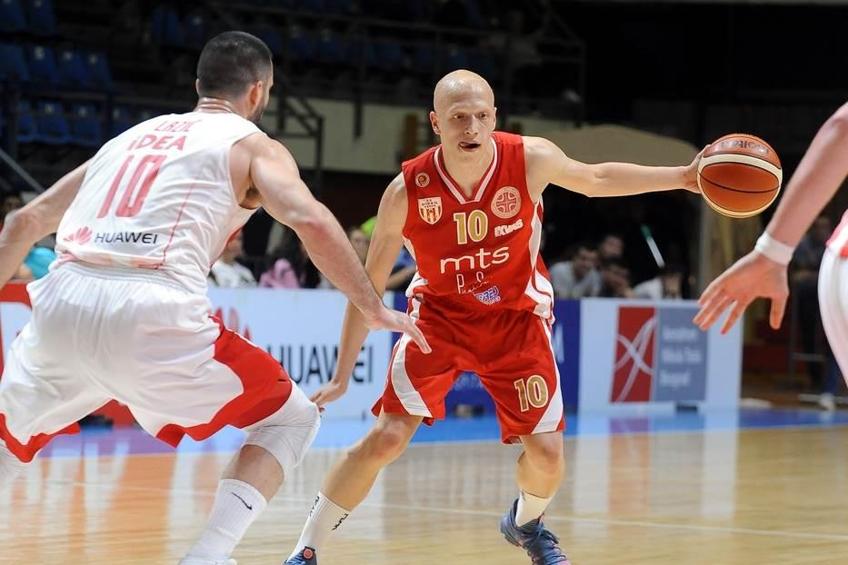 Ilija Đoković Branko Lazić Borac Crvena zvezda