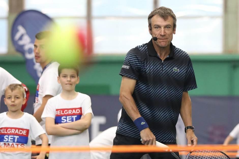 Vilander: Za nas je tenis bio strast, sada je biznis