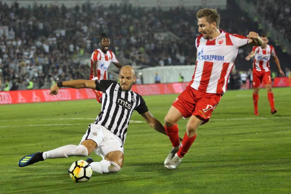 Idealni tim Superlige: Zvezda - Partizan 5:1