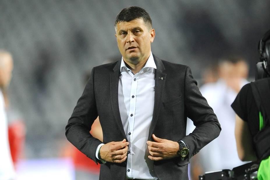 Vladan Milojević o ostanku: 50-50