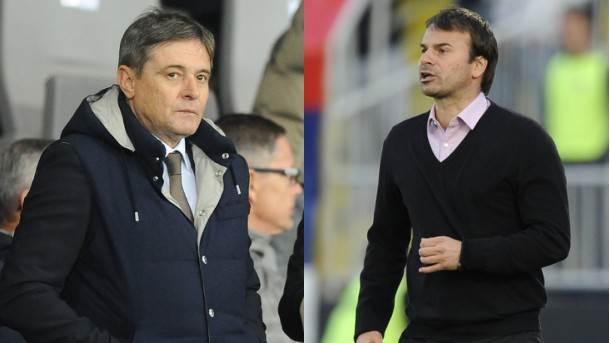 Dragan Stojković Piksi, Aleksandar Stanojević, Stanojevic