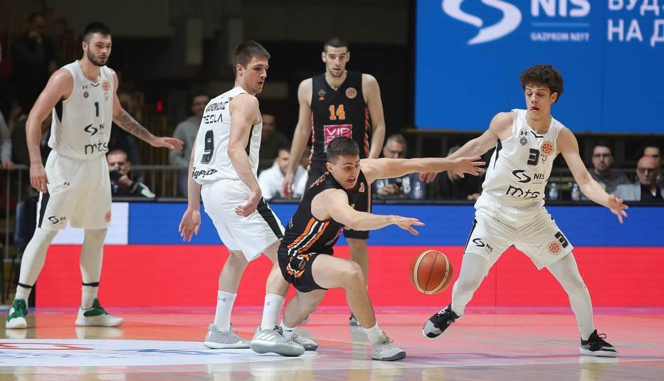 Dinamik KK Partizan