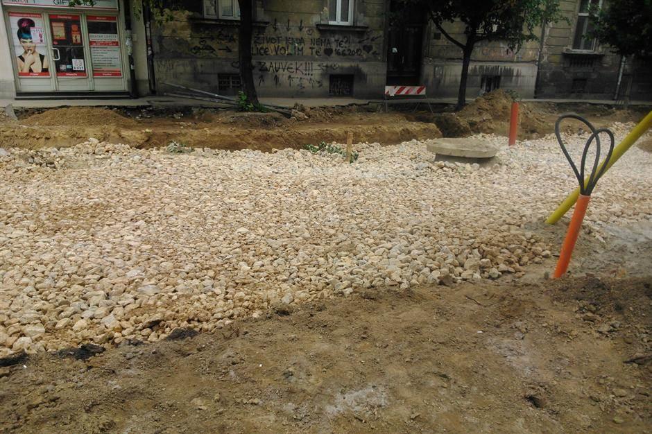"""Novo lice"" Resavske ulice (FOTO)"