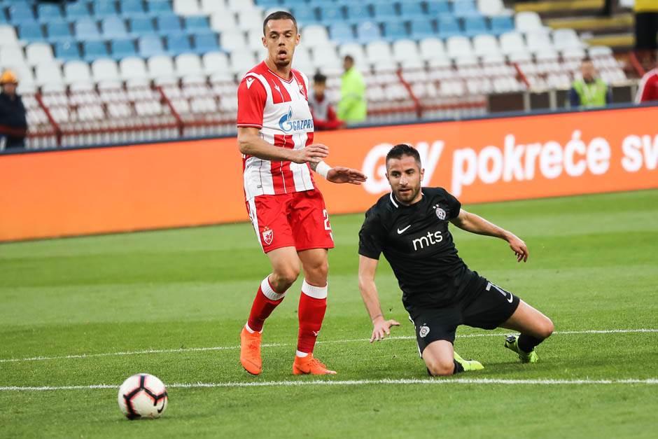 Pobedničke ambicije Miloševića: Partizan, pa vrh!
