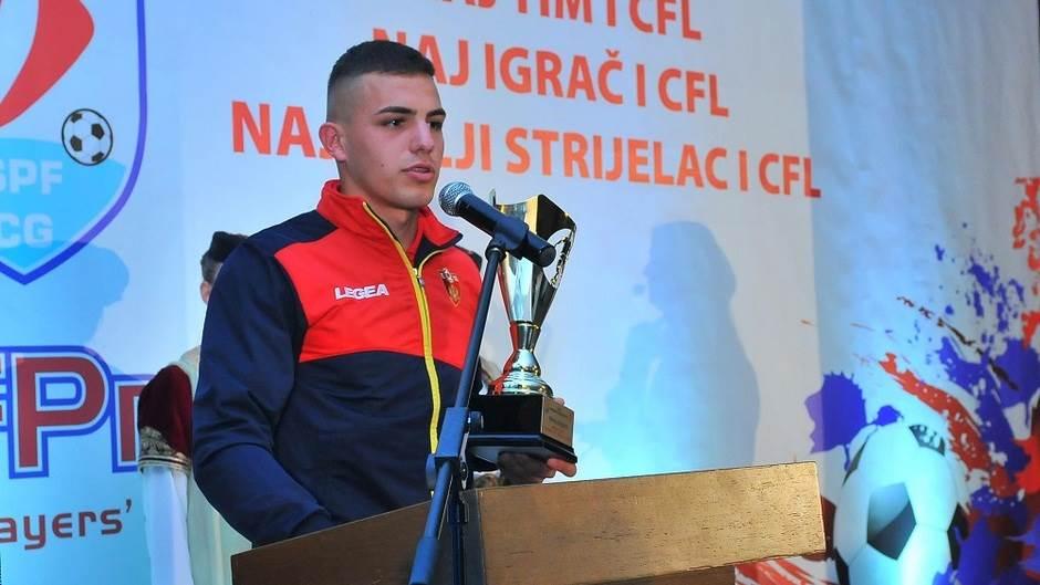 Zvezdino pojačanje iz Crne Gore: Opet u Ligu šampiona