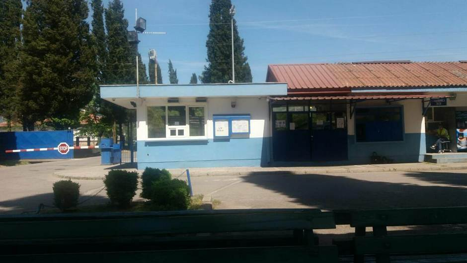 Incident u Spužu: Zatvorenik poliven vrelim uljem