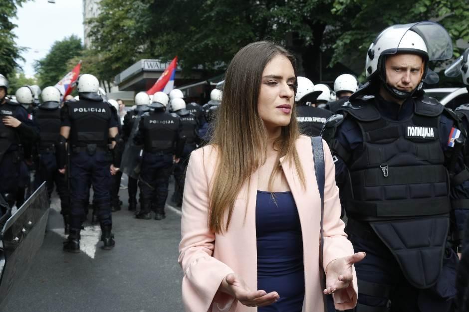 "Mirdita iza kordona: ""Ceo Kosmet Srbija"" (FOTO+VIDEO)"