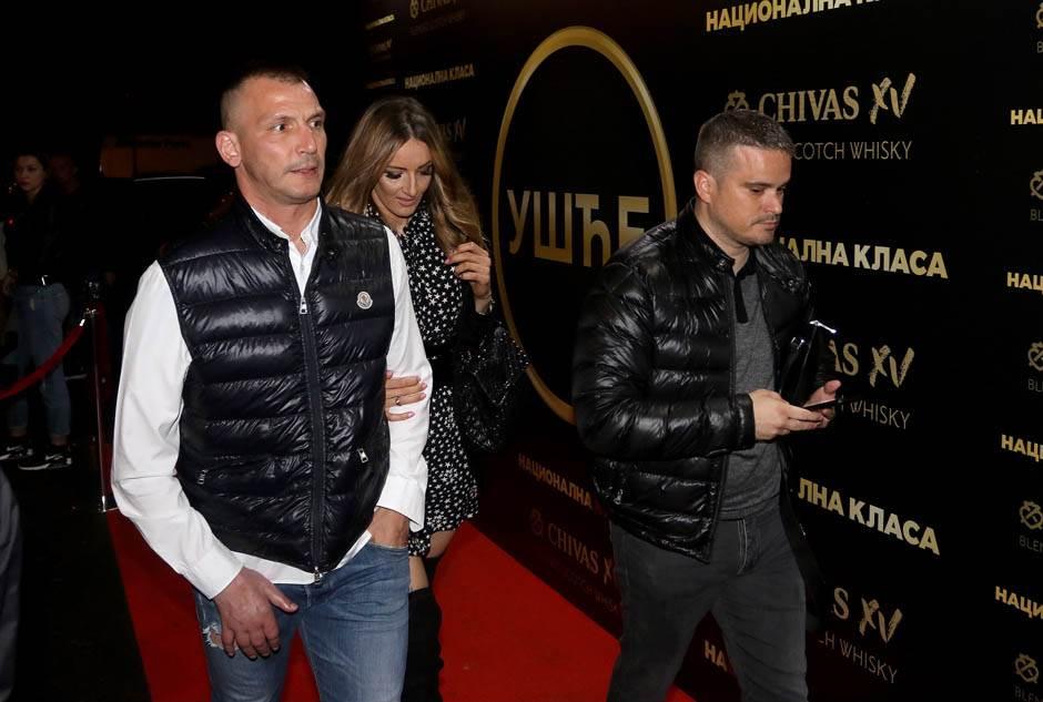 Danilo Dača Ikodinović i Maja Ognjenović