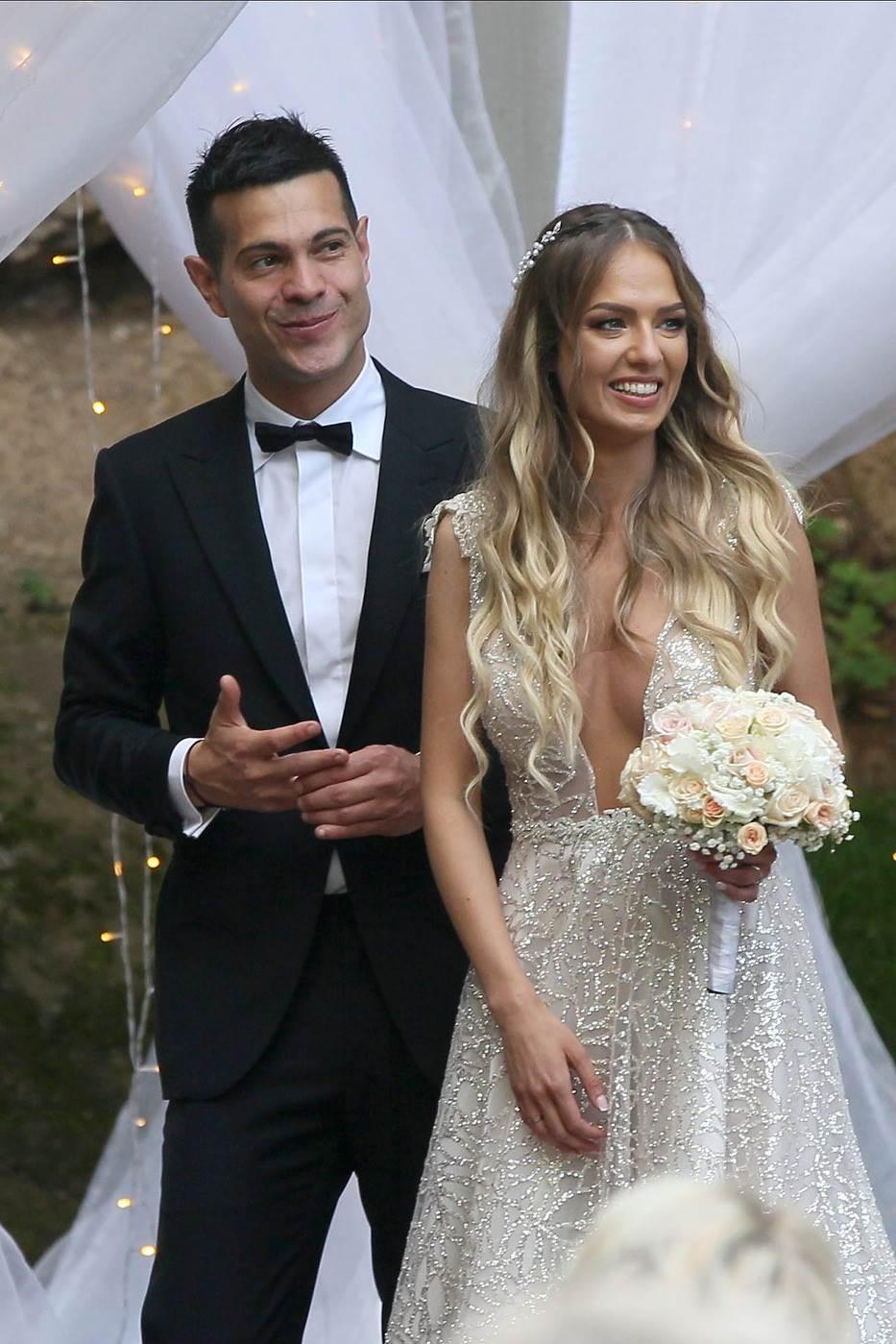 Tamarino i Lolino venčanje: Ko se kako obukao?