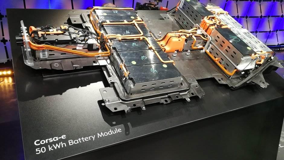 Baterije će se nalaziti u podu automobila