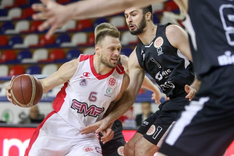 Marko Jeremić FMP Partizan