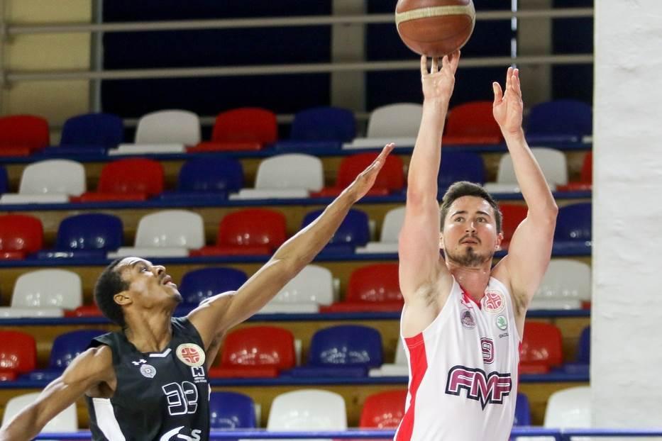 Stefan Pot FMP Partizan