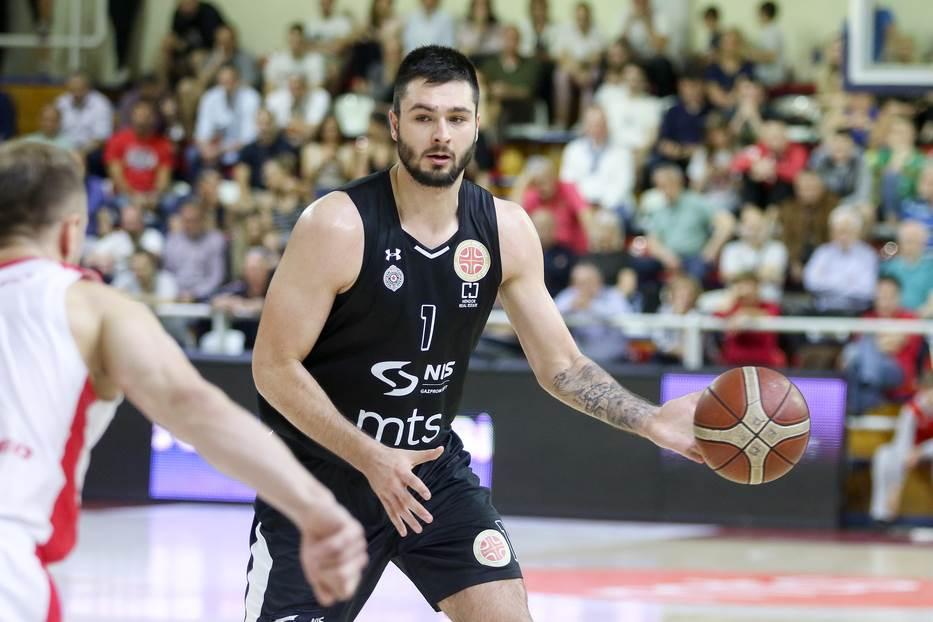 Nikola Janković Partizan FMP