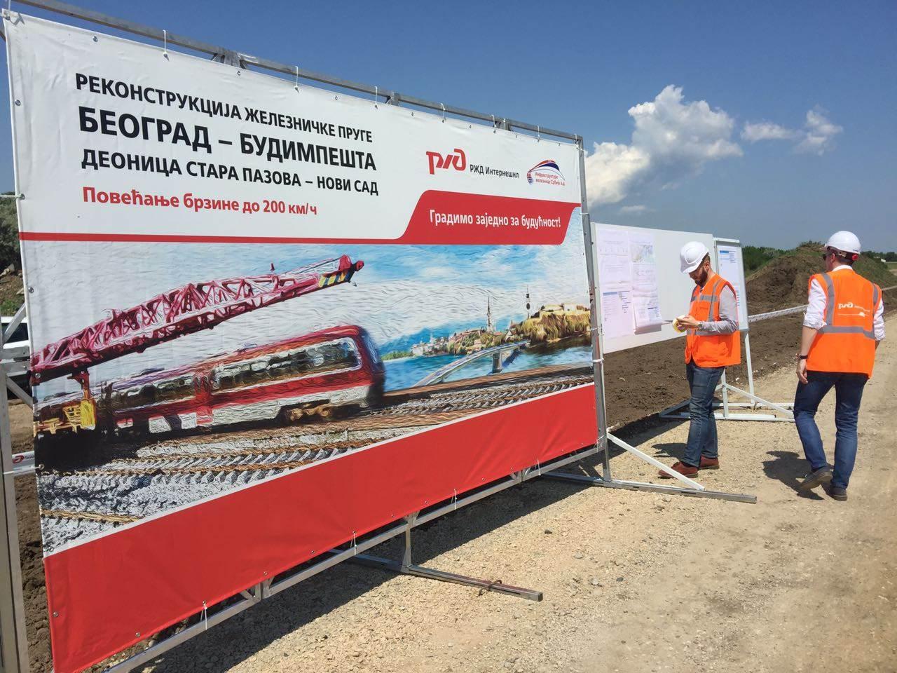 pruga, voz, Beograd - Budimpešta