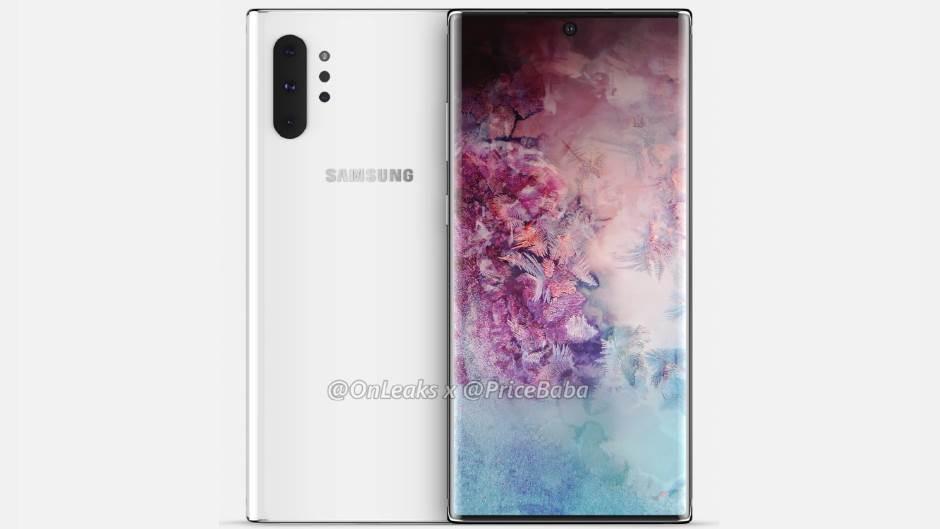 Samsung Galaxy Note 10 i Note 10 Pro stižu vrlo brzo