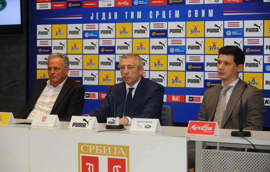 Nema smene pred Litvaniju, Kokezino izvinjenje naciji!