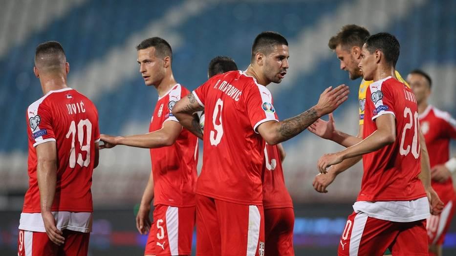 Da li je ovo dovoljno? Srbija - Litvanija 4:1!