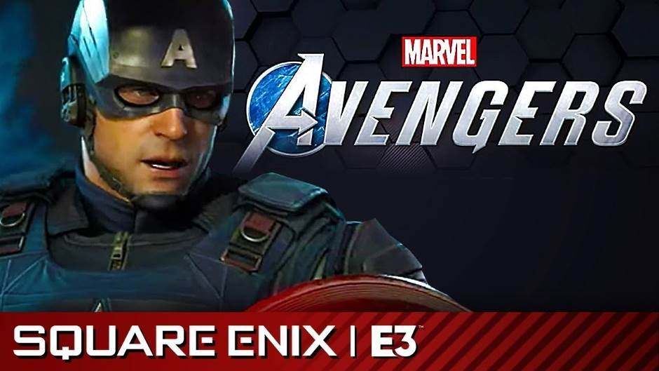 Marvels Avengers