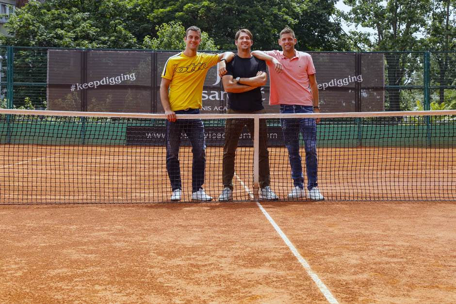tenis, teniseri, Đere, Lajović, Krajinović