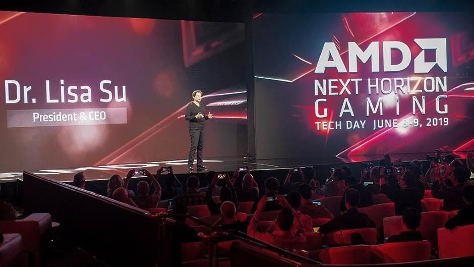 AMD Ryzen 5700 grafika
