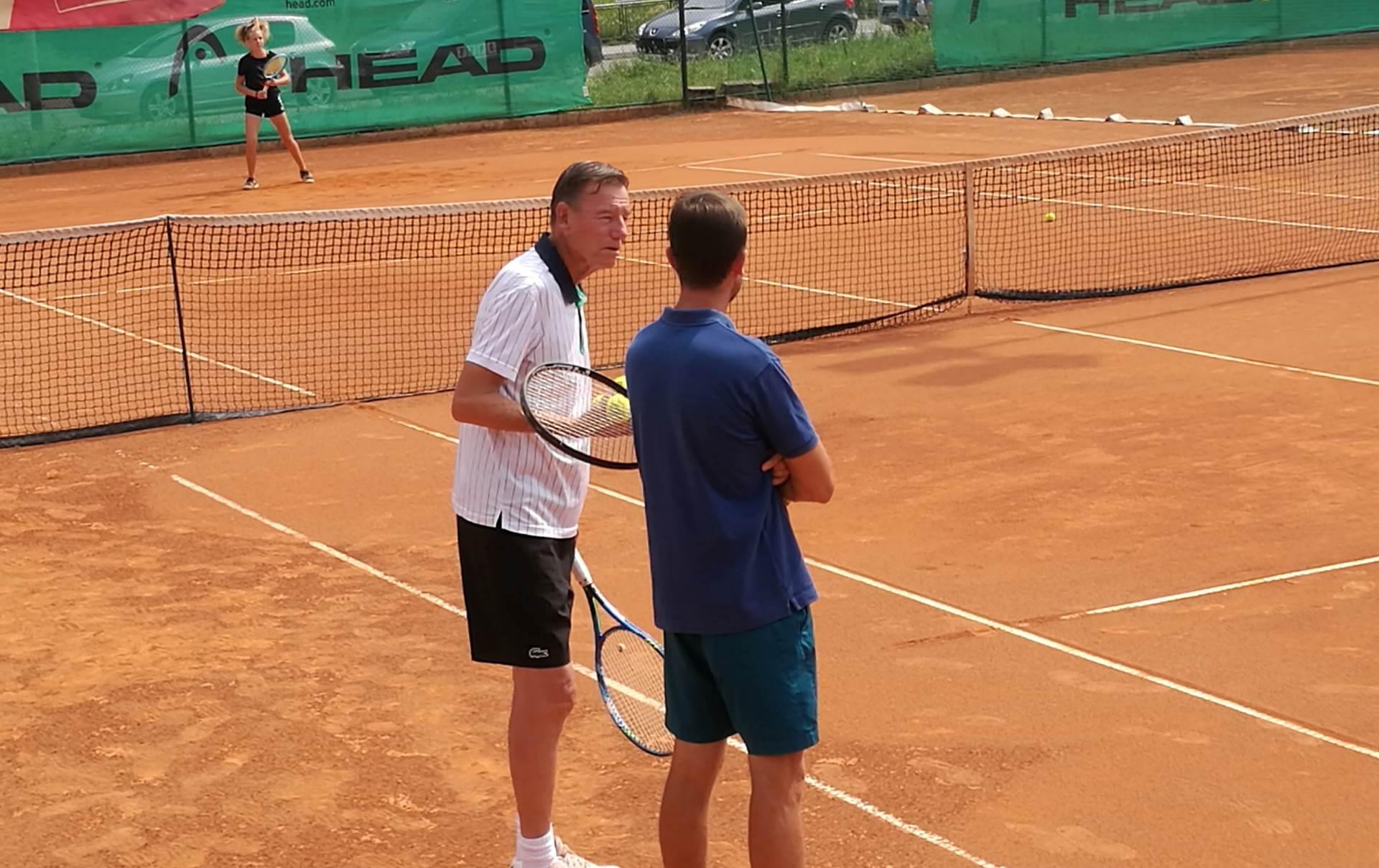 Pilić u Banjaluci: Novak ispred Federera i Nadala