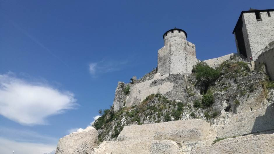 Golubac, golubačka tvrđava, tvrđava, srednji vek, srenjevekovna Srbija