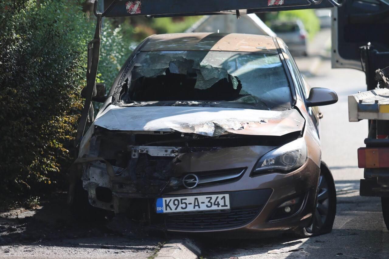 Drama u Banjaluci: Eksplozija pored vrtića (FOTO)