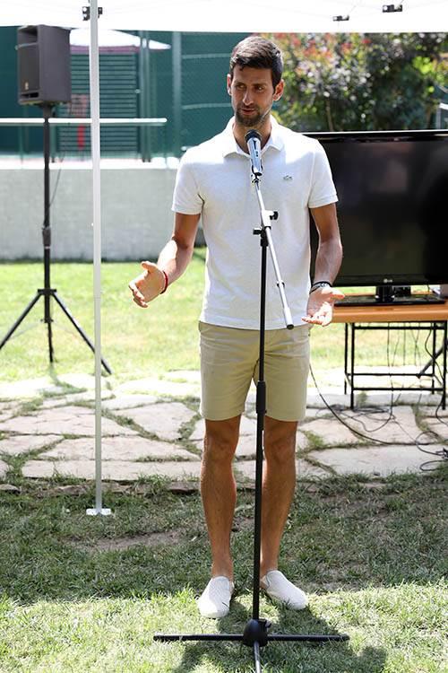 Novak Đoković - Rodžer Federer? Tek u finalu Vimbldona!